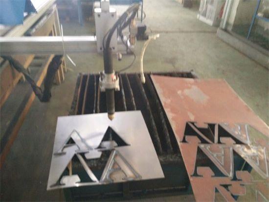 Prix usine 1530 machine de découpe plasma pour acier inoxydable acier au carbone feuille de fer cnc plasma cutter en stock
