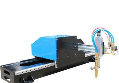 Machine de découpe au plasma portable avec flamme cnc