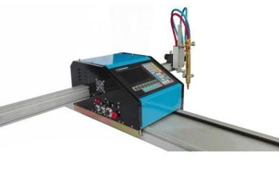 coupeuse de plasma de machine de découpage de flamme de plasma de commande numérique par ordinateur JX-1530
